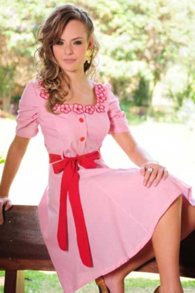 imagem 28 2 Vestidos para ir a igreja modelitos maravilhosos
