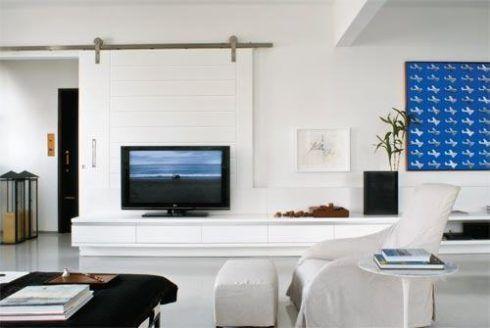 Modelos de portas de correr para sala de estar e outros for Casa minimalista wikipedia