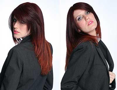 imagem 30 Lindos Cortes de cabelo degradê para você se inspirar