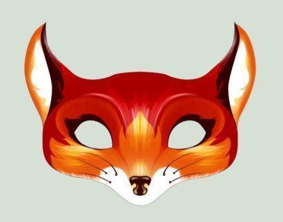 mascaras de carnaval legais para imprimir