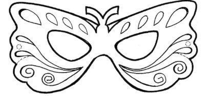mascaras de carnaval para imprimir