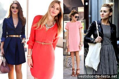 moda vestidos para ir a igreja 410x272 Vestidos para ir a igreja modelitos maravilhosos