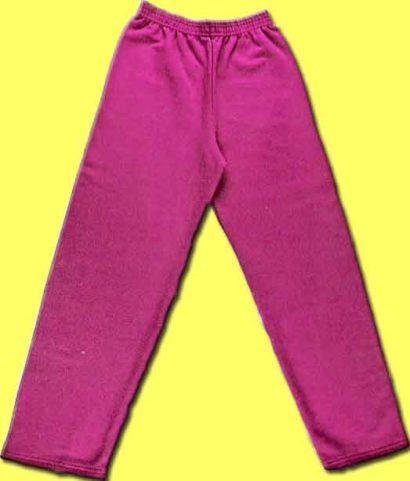 molde cal%C3%A7a moletom feminina roxa 410x481 Molde calca moletom feminina para corte e costura