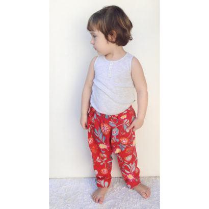 molde e tutorial de pijama de moletom infantil