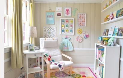 quartos de bebês criativos delicados