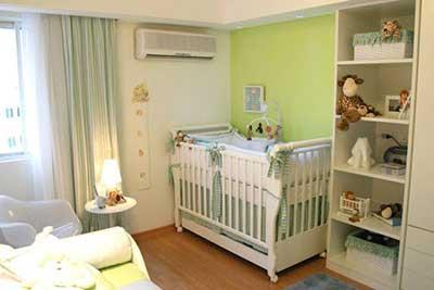 quartos de bebês criativos