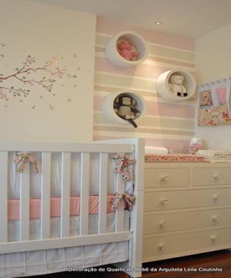 quartos de bebês decorados unissex