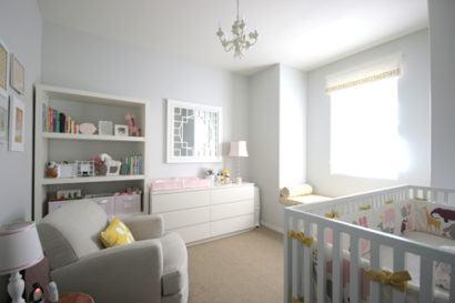 quartos de bebês modernos dicas