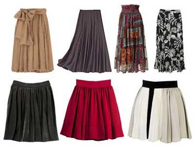 saias rodadas evang%C3%A9licas modelos curtos e longos Saias rodadas evangélicas moda para mulheres cristãs