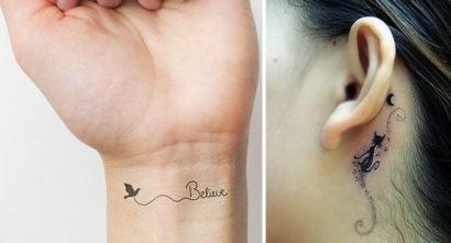 tattoos femininas legais e delicadas 410x221 Especial TATTOOs FEMININAS LEGAIS desenhos lindos