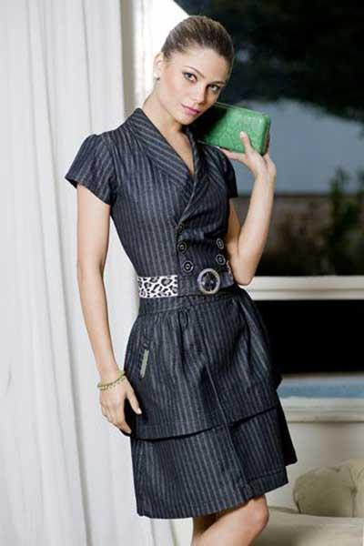 vestidos evangelicos fotos Vestidos para ir a igreja modelitos maravilhosos