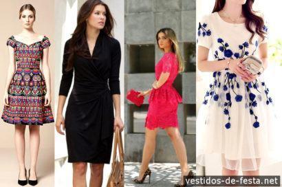 vestidos para ir a igreja cores lindas 410x272 Vestidos para ir a igreja modelitos maravilhosos