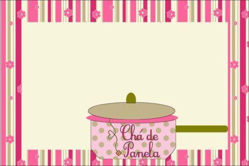 imagem 19 490x327 Convites para chá de panela modelos prontos para personalizar