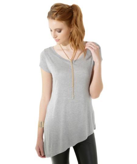 blusas modelos assimetricos Modelos de blusas : Regatinhas, modelos justinhos e muito mais