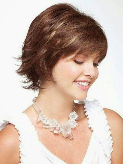 fotos cortes de cabelos curtos para senhoras 490x653 Cortes de cabelo curto para senhoras em fotos comentadas