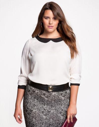 modelos de blusas femininas para gordinhas Modelos de blusas : Regatinhas, modelos justinhos e muito mais