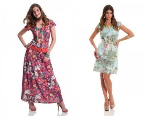 modelos de vestidos evangelicos longo 490x393 Vestidos evangélicos modelos tubinho e muito mais