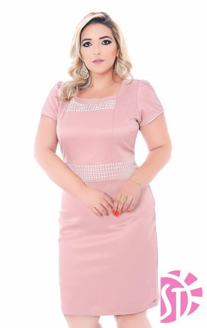 vestidos de sarja para gordinhas evangelicas Vestidos evangélicos modelos tubinho e muito mais