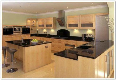 imagem 11 490x337 COZINHA COM ILHA NO MEIO : 30 ideias para ter a cozinha perfeita