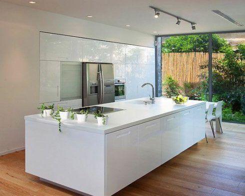 imagem 12 490x392 COZINHA COM ILHA NO MEIO : 30 ideias para ter a cozinha perfeita