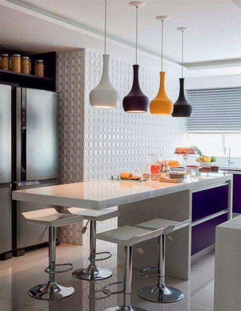imagem 13 490x632 COZINHA COM ILHA NO MEIO : 30 ideias para ter a cozinha perfeita