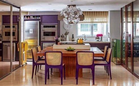 imagem 33 490x305 COZINHA COM ILHA NO MEIO : 30 ideias para ter a cozinha perfeita