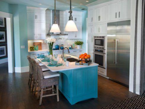 imagem 34 490x368 COZINHA COM ILHA NO MEIO : 30 ideias para ter a cozinha perfeita