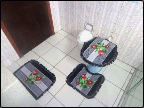 imagem 14 1 490x368 JOGO DE TAPETE PARA banheiro, enxoval de casamento