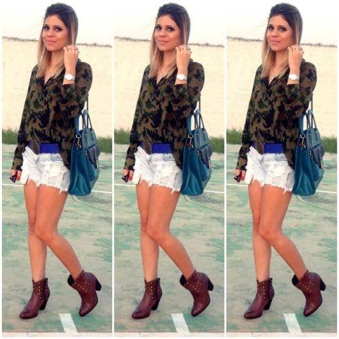 camisa camuflada feminina 9 490x490 Blusinha e camisa CAMUFLADA feminina siga a tendência