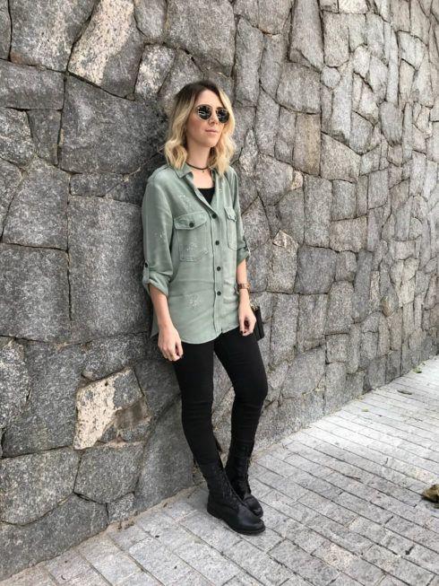 coturno feminino com calca 25 490x653 COTURNO Feminino com shorts, calça, vestido, saia LOOks