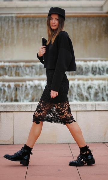 coturno feminino com saia 7 COTURNO Feminino com shorts, calça, vestido, saia LOOks