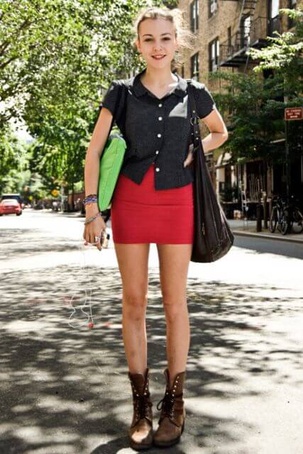 coturno feminino com saia 8 COTURNO Feminino com shorts, calça, vestido, saia LOOks