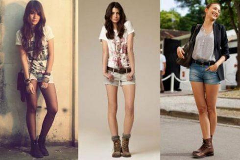 coturno feminino com shorts 3 490x326 COTURNO Feminino com shorts, calça, vestido, saia LOOks