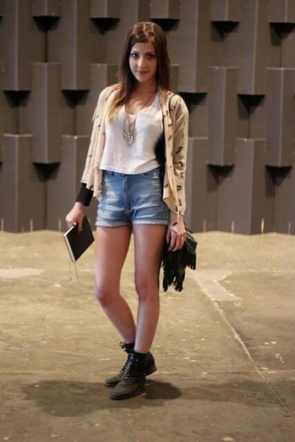 coturno feminino com shorts 5 COTURNO Feminino com shorts, calça, vestido, saia LOOks