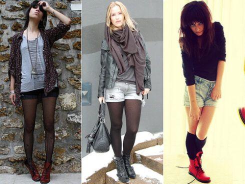 coturno feminino com shorts 6 490x368 COTURNO Feminino com shorts, calça, vestido, saia LOOks