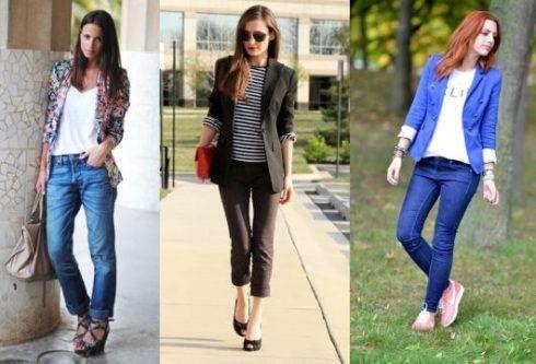 estilo casual feminino 1 490x333 Moda Estilo CASUAL Feminino com Calça, vestido, shorts, saia e calçados