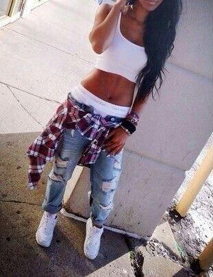 estilo swag feminino 1 Estilo SWAG FEMININO a moda que está com tudo