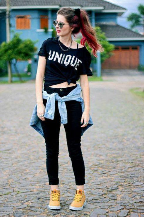 estilo swag feminino 3 490x735 Estilo SWAG FEMININO a moda que está com tudo