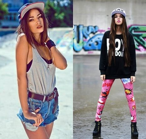 estilo swag feminino 4 Estilo SWAG FEMININO a moda que está com tudo