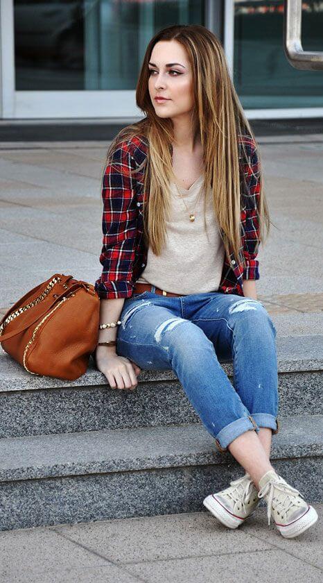 imagem 13 1 Moda Estilo CASUAL Feminino com Calça, vestido, shorts, saia e calçados