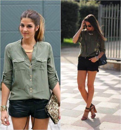 imagem 15 1 490x528 Moda Estilo CASUAL Feminino com Calça, vestido, shorts, saia e calçados
