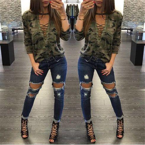 imagem 16 1 490x490 Moda Estilo CASUAL Feminino com Calça, vestido, shorts, saia e calçados