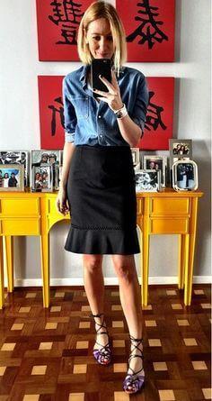 imagem 19 1 Moda Estilo CASUAL Feminino com Calça, vestido, shorts, saia e calçados