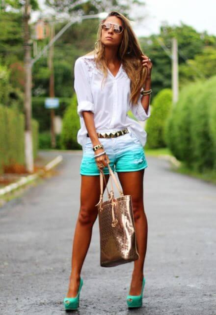 imagem 22 1 Moda Estilo CASUAL Feminino com Calça, vestido, shorts, saia e calçados