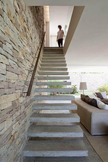 imagem 25 6 Pedras para REVESTIMENTOS de paredes, veja os estilos