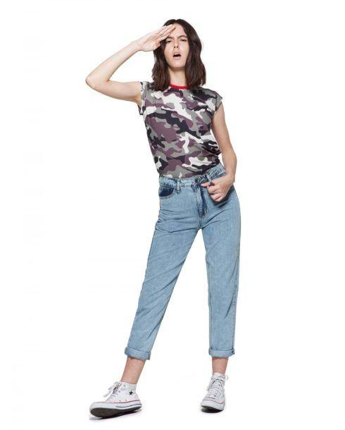 imagem 26 3 490x610 Blusinha e camisa CAMUFLADA feminina siga a tendência