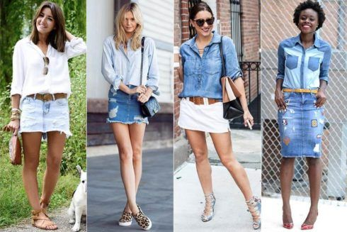 imagem 9 1 490x327 Moda Estilo CASUAL Feminino com Calça, vestido, shorts, saia e calçados