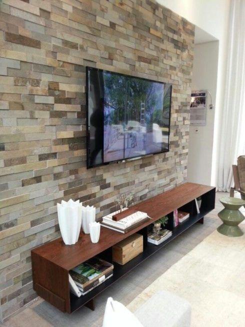 pedras para revestimentos de paredes 10 490x653 Pedras para REVESTIMENTOS de paredes, veja os estilos