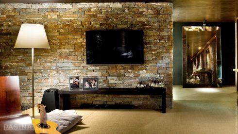 pedras para revestimentos de paredes 5 490x276 Pedras para REVESTIMENTOS de paredes, veja os estilos