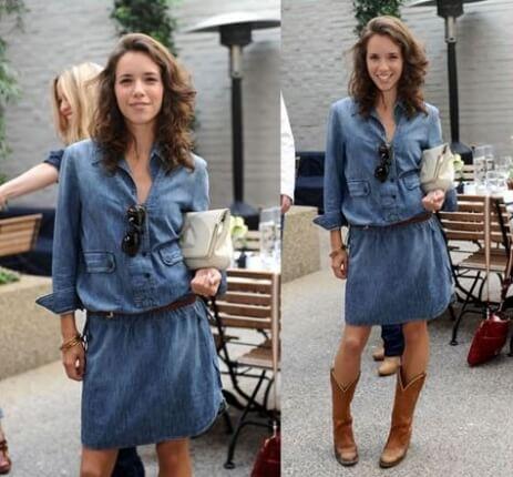 vestido com bota 9 Como usar Vestido com BOTA: cano curto ou longo